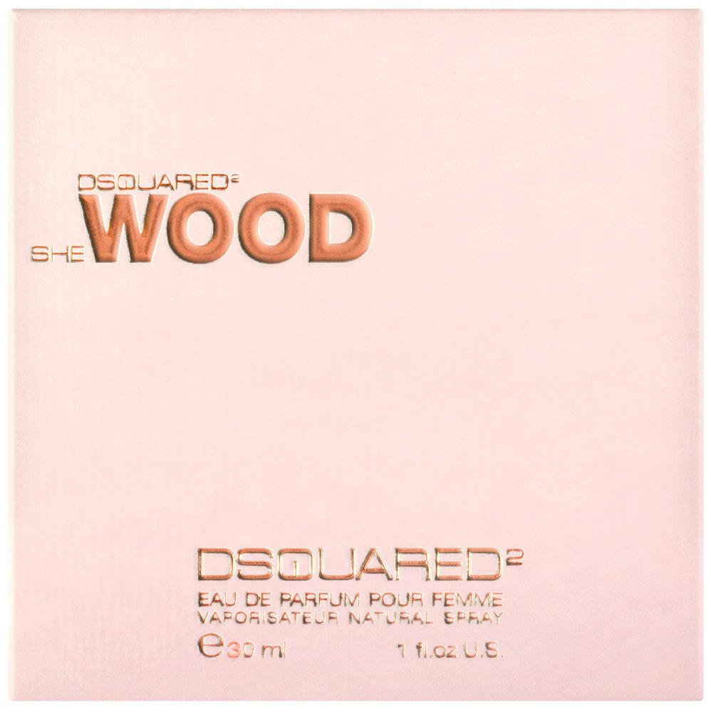 Dsquared She Wood Eau De Parfum