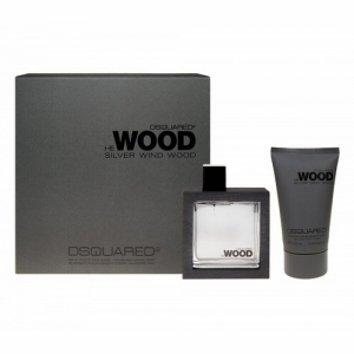 Dsquared2 Silver Wind Wood EDT Geschenkset