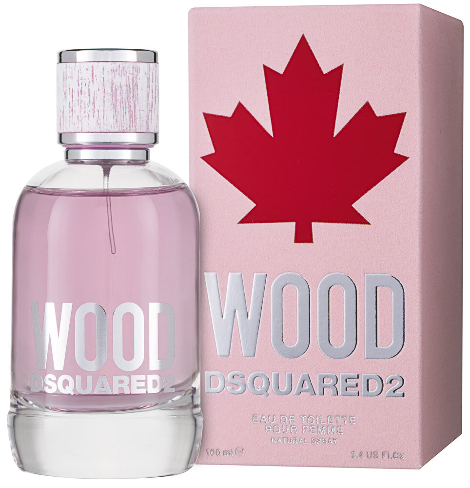 Dsquared2 Wood pour Femme Eau de Toilette