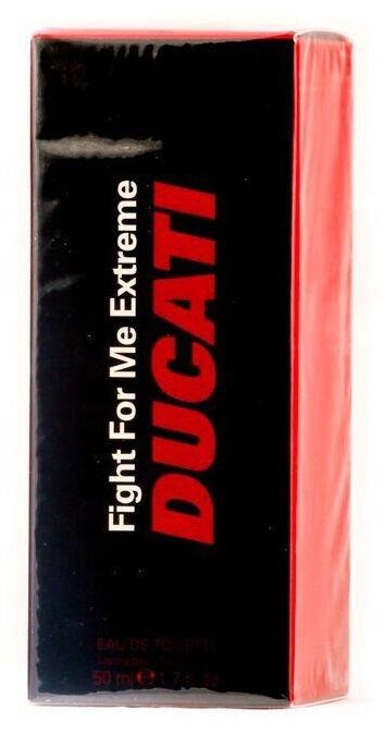 Ducati Fight for Me Extreme Eau de Toilette