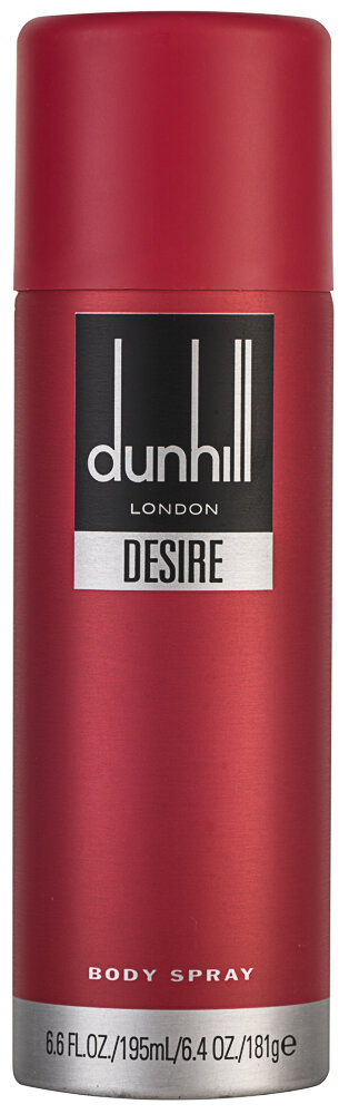Dunhill Desire Red Deospray