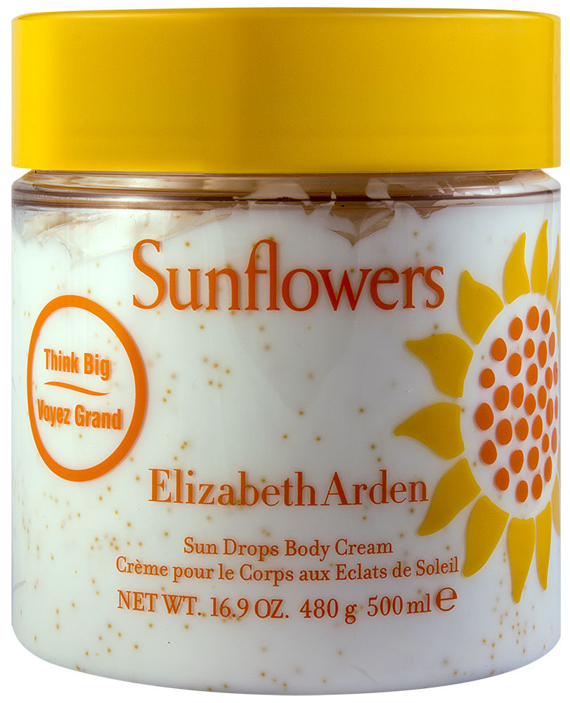 Elizabeth Arden Sunflowers Sun Drops Körpercreme