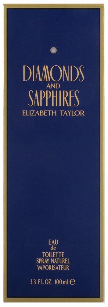 Elizabeth Taylor Diamonds and Sapphires Eau de Toilette