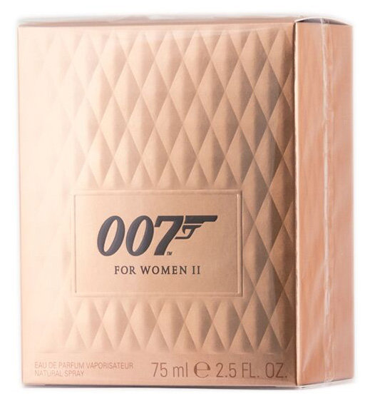 Eon Productions James Bond 007 II Eau de Parfum