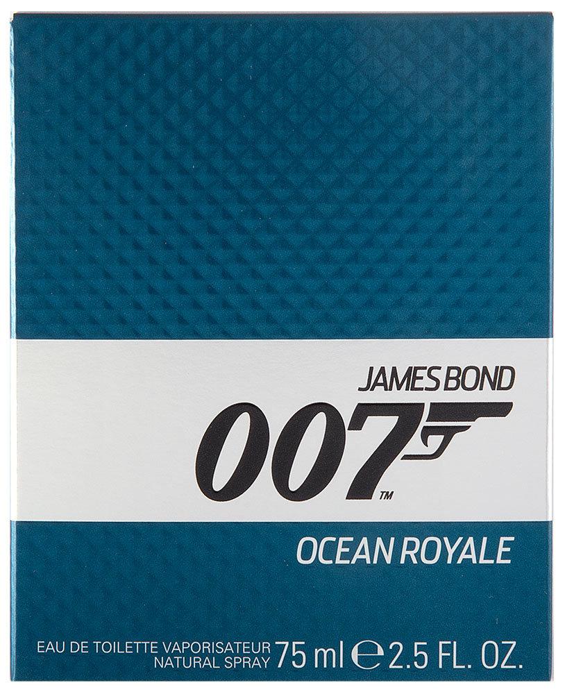 Eon Productions James Bond 007 Ocean Royale Eau de Toilette