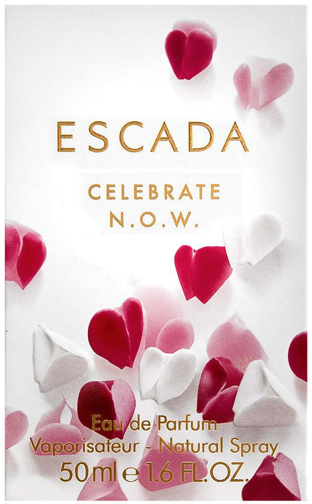 Escada Celebrate N.O.W. Eau de Parfum