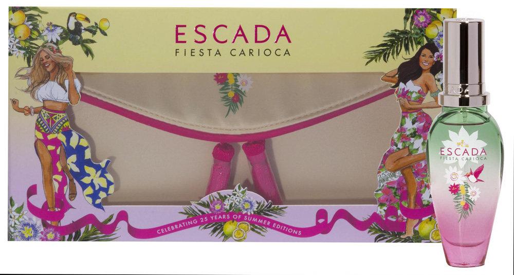 Escada Fiesta Carioca Geschenkset