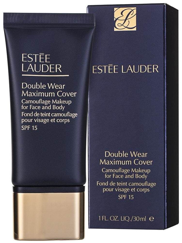 Estée Lauder Double Wear Maximum Cover Make Up Foundation SPF 15