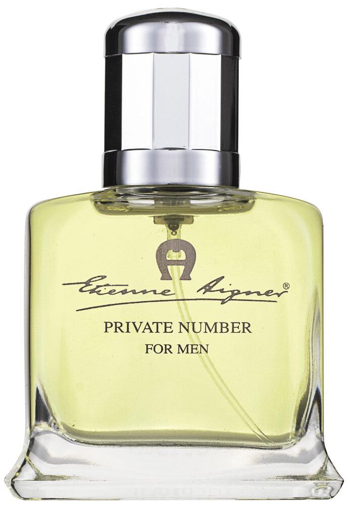 Etienne Aigner Private Number for Men Eau de Toilette