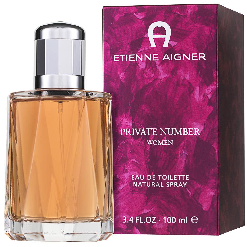 Etienne Aigner Private Number for Woman Eau de Toilette