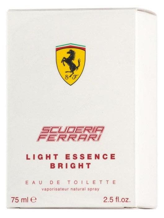 Ferrari Light Essence Bright Eau de Toilette