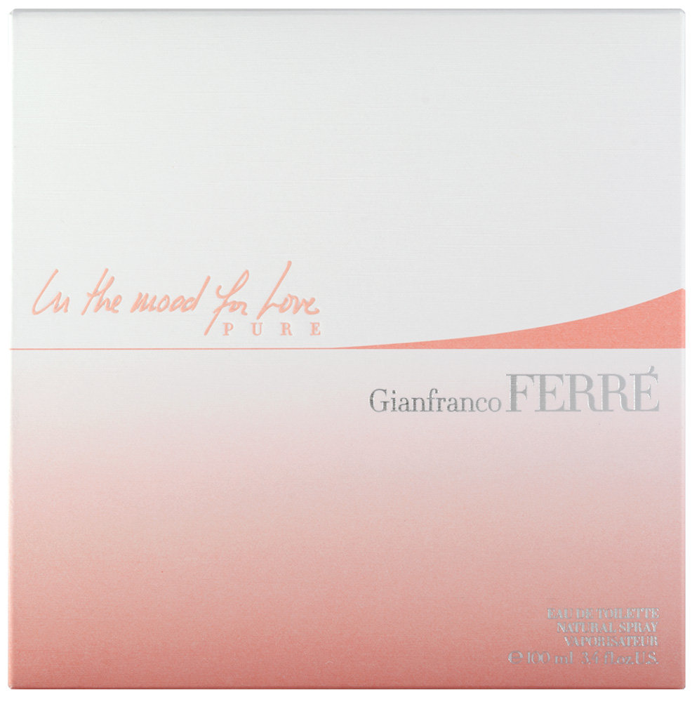 Ferre In The Mood For Love Pure Eau de Toilette