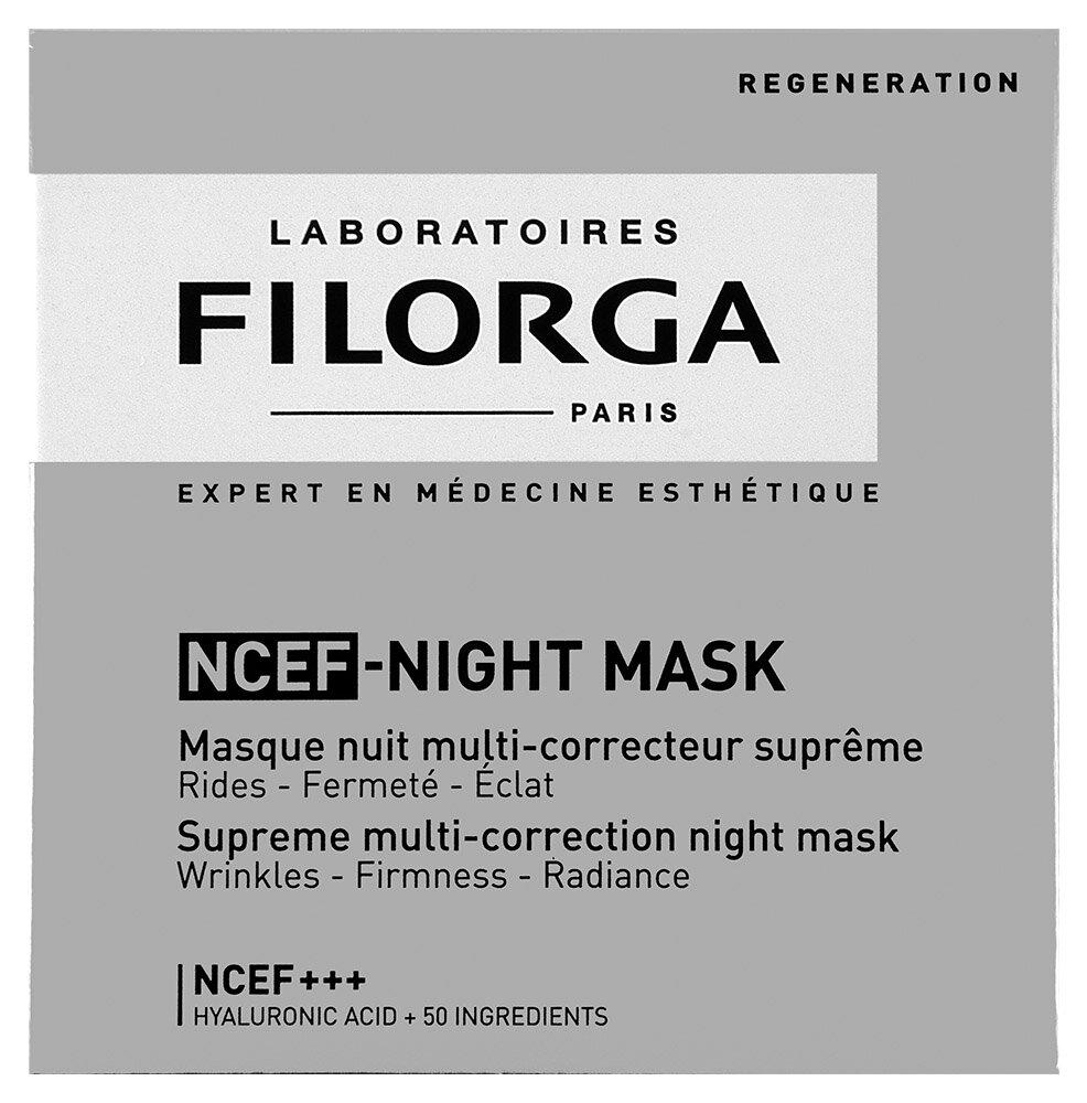 Filorga NCEF-Night Mask Multi-Correction Gesichtsmaske
