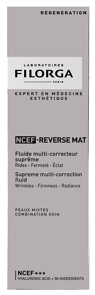 Filorga NCEF-Reverse Mat Supreme Regenerating Fluid Gesichtsserum