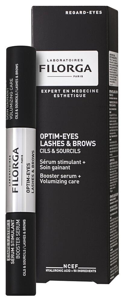 Filorga Optim-Eyes Lashes & Brows Serum