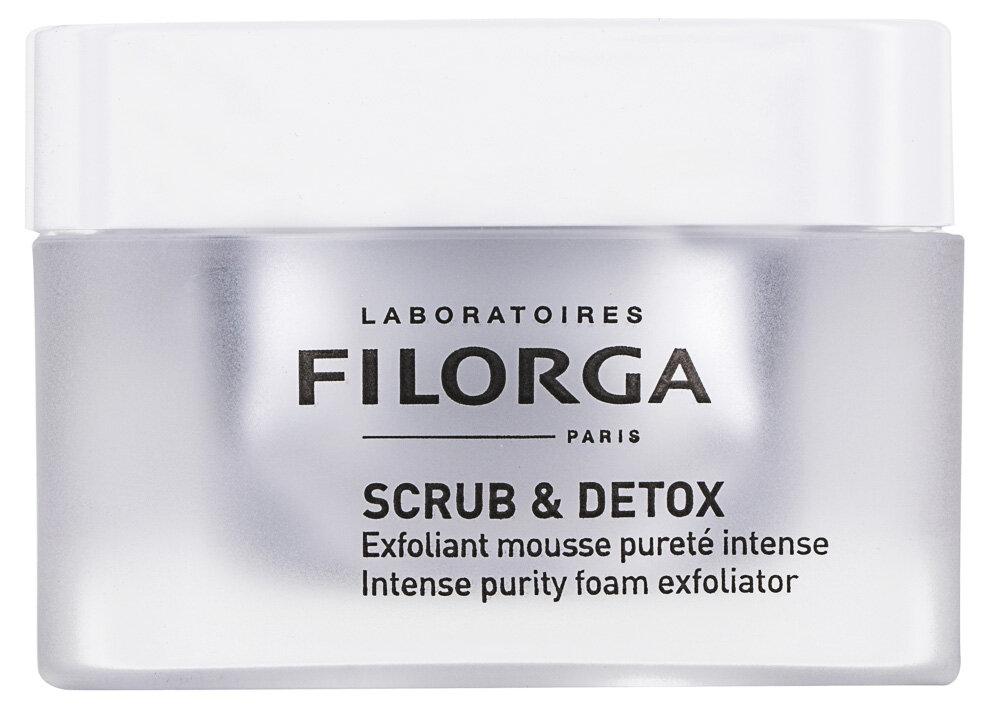 Filorga Scrub & Detox Intense Purity Foam Exfoliator