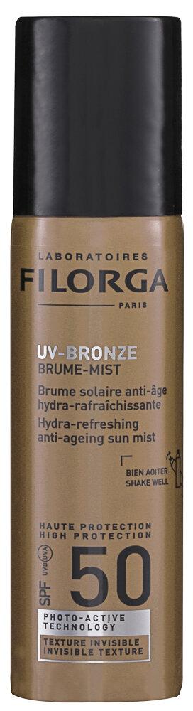 Filorga UV Bronze Hydra-Refreshing Anti-Ageing Sun Mist SPF 50