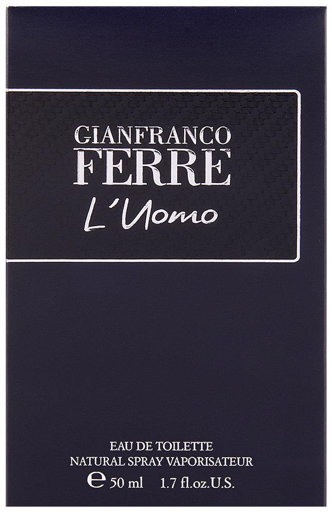 Gianfranco Ferre L `Uomo Eau de Toilette