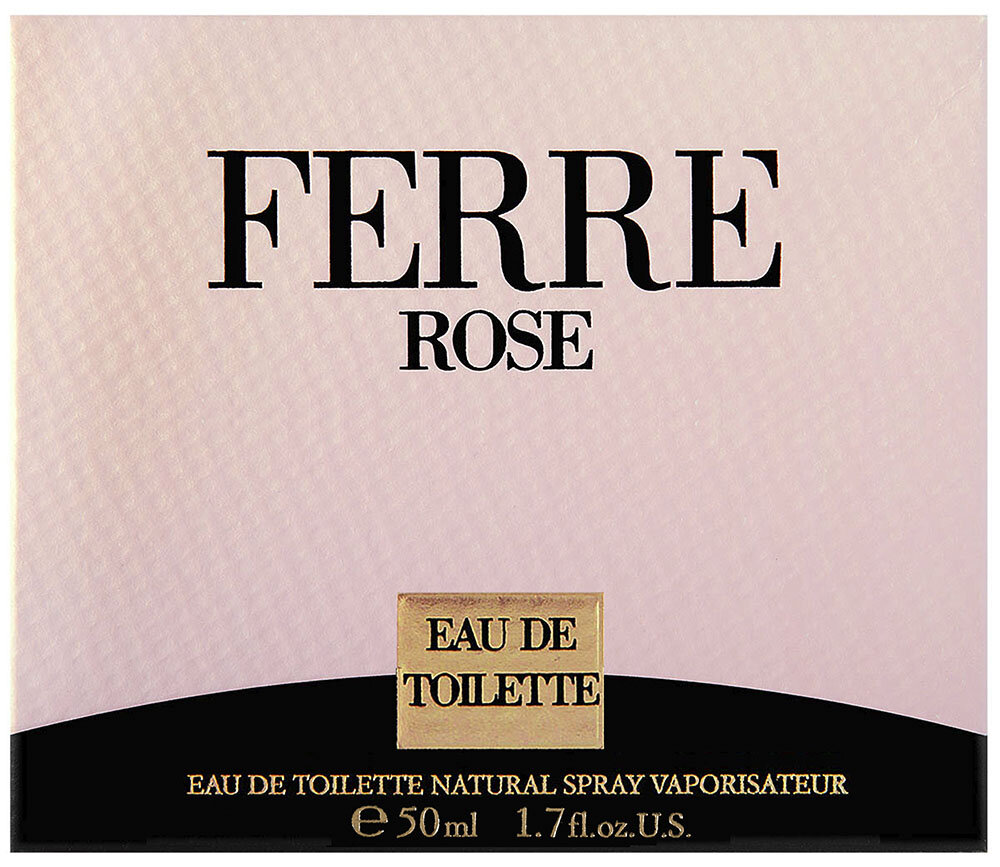 Gianfranco Ferre Rose Eau de Toilette