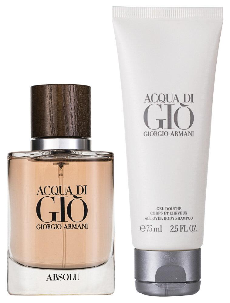 Giorgio Armani Acqua Di Gio Absolu Pour Homme EDP Geschenkset