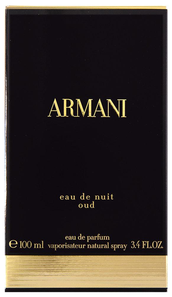 Giorgio Armani Armani Eau de Nuit Oud Eau de Parfum