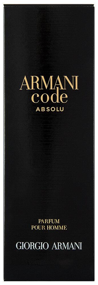 Giorgio Armani Code Absolu Homme Eau de Parfum