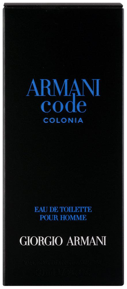Giorgio Armani Code Colonia Eau de Toilette