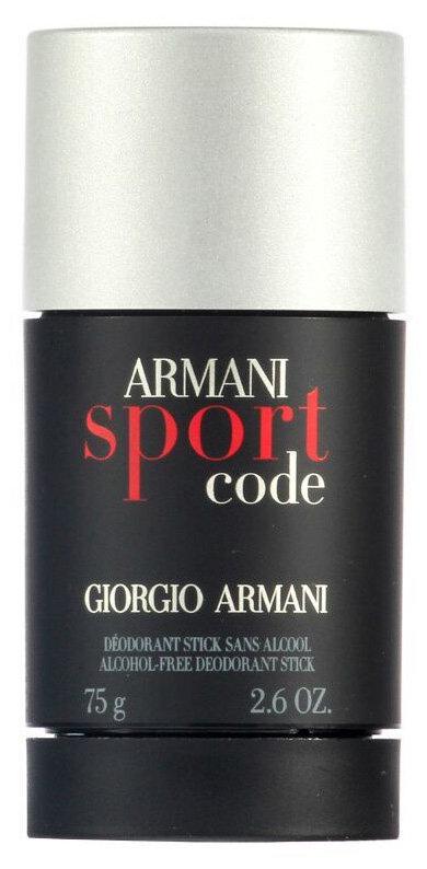 Giorgio Armani Code Sport Deodorant Stick