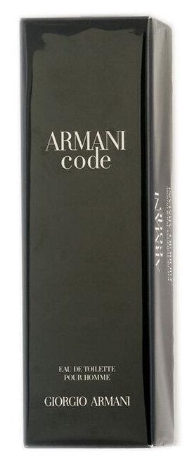 Giorgio Armani Code Uomo Eau de Toilette