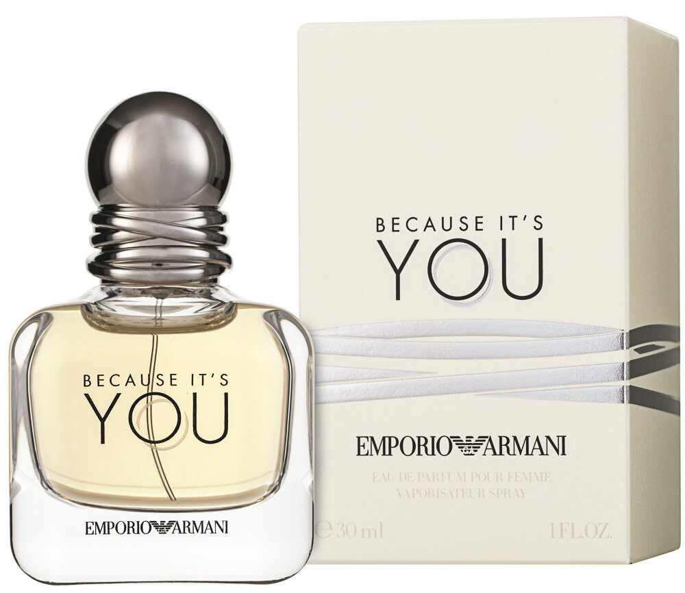 Giorgio Armani Emporio Armani Because It`s You Eau de Parfum