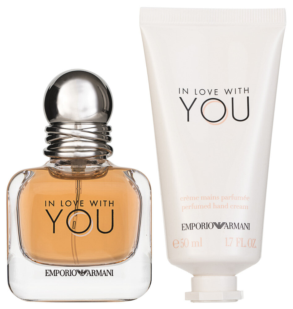 Giorgio Armani In Love With You EDP Geschenkset