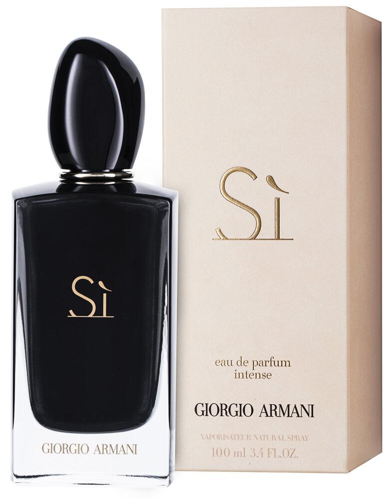 Giorgio Armani Si Intense Eau de Parfum