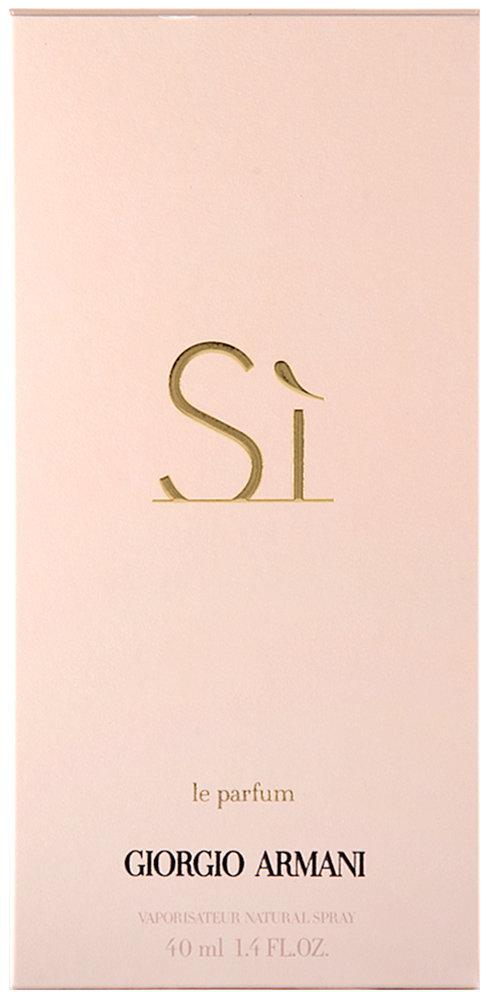 Giorgio Armani Si Le Parfum Eau de Parfum