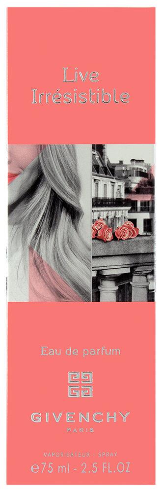 Givenchy Live Irrésistible Eau de Parfum