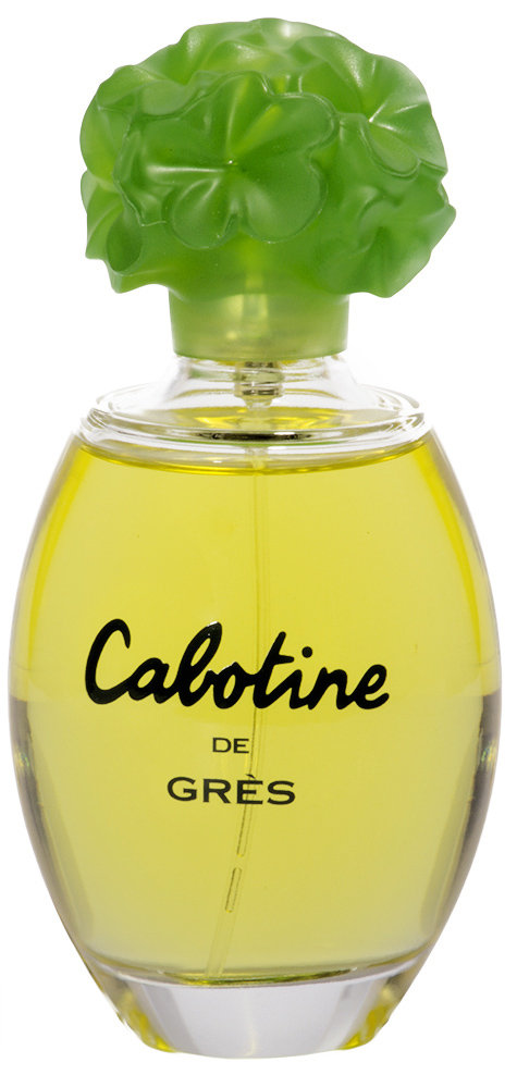 gres cabotine eau de toilette edt f r frauen online kaufen. Black Bedroom Furniture Sets. Home Design Ideas