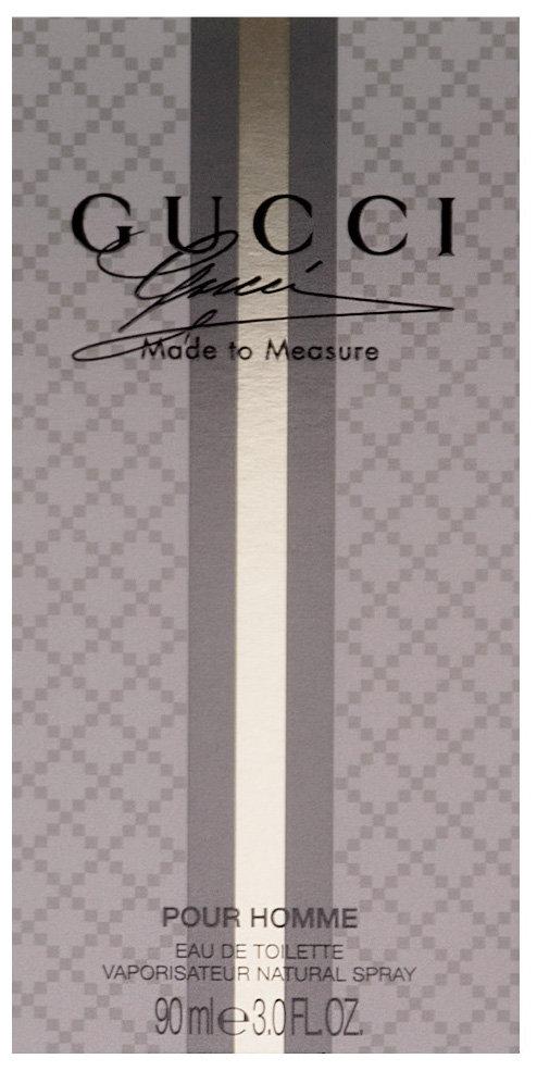 Gucci by Gucci Made to Measure Eau de Toilette