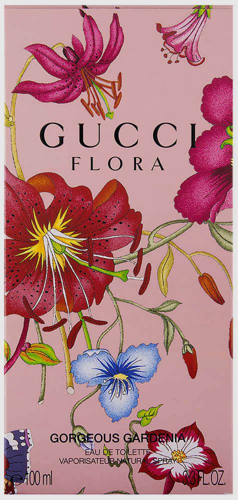 Gucci Flora by Gucci Gorgeous Gardenia Eau de Toilette