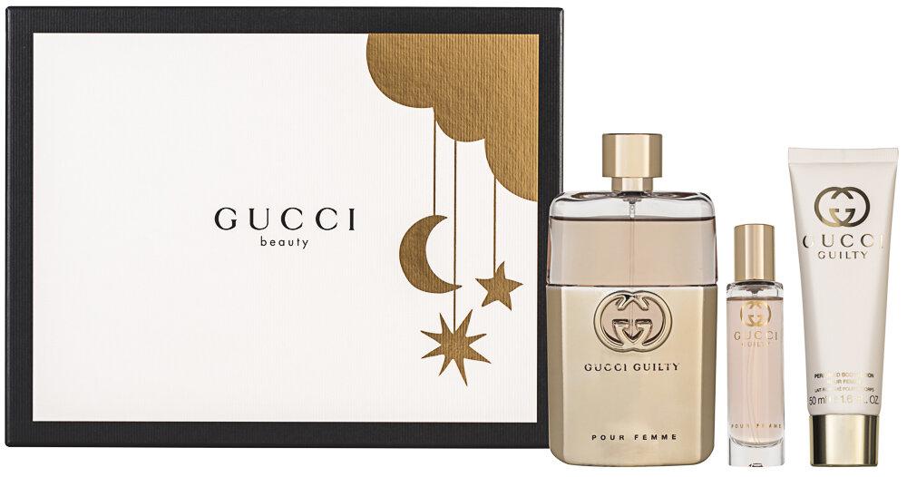 Gucci Guilty Pour Femme EDP Geschenkset