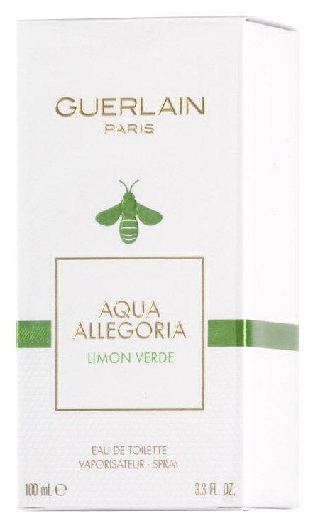 Guerlain Aqua Allegoria Limon Verde Eau de Toilette