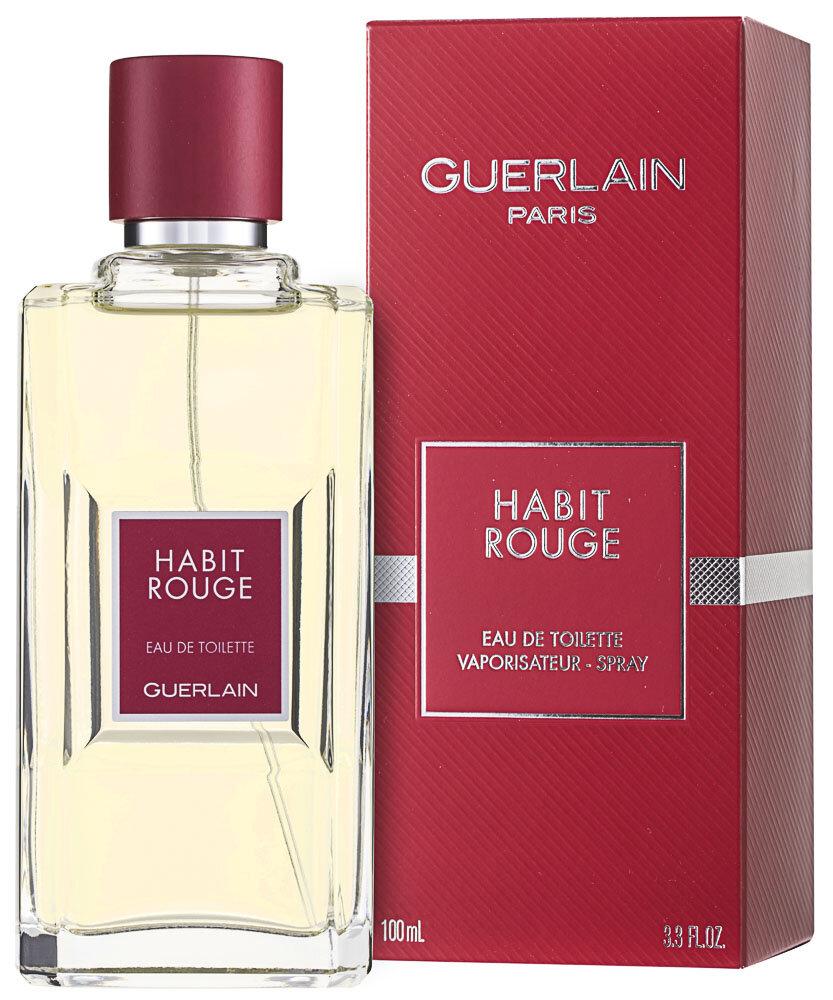 Guerlain Habit Rouge Eau de Toilette