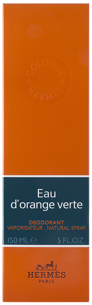 Hermès Eau d`Orange Verte Deodorant Spray