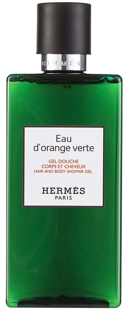 Hermès Eau d`Orange Verte Duschgel