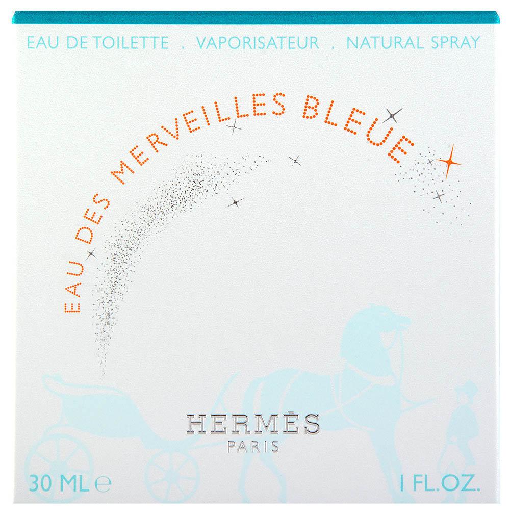 Hermès Eau des Merveilles Bleue Eau de Toilette