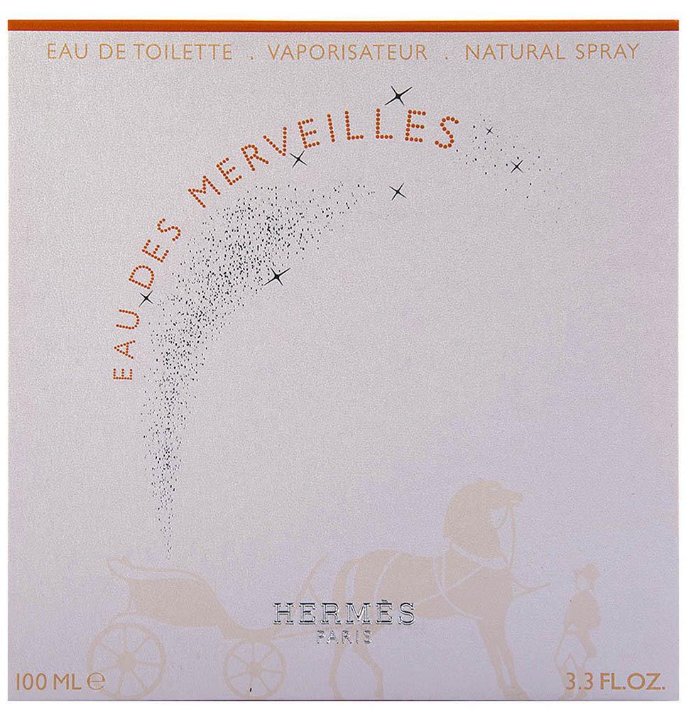 Hermès Eau Des Merveilles Eau de Toilette