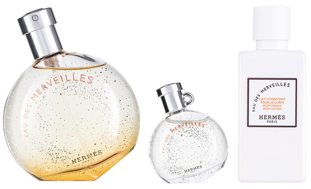 Hermès Eau Des Merveilles EDT Geschenkset