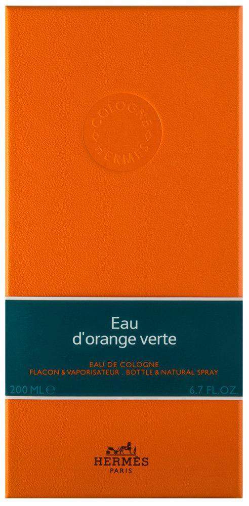Hermès Eau d'Orange Verte Eau de Cologne