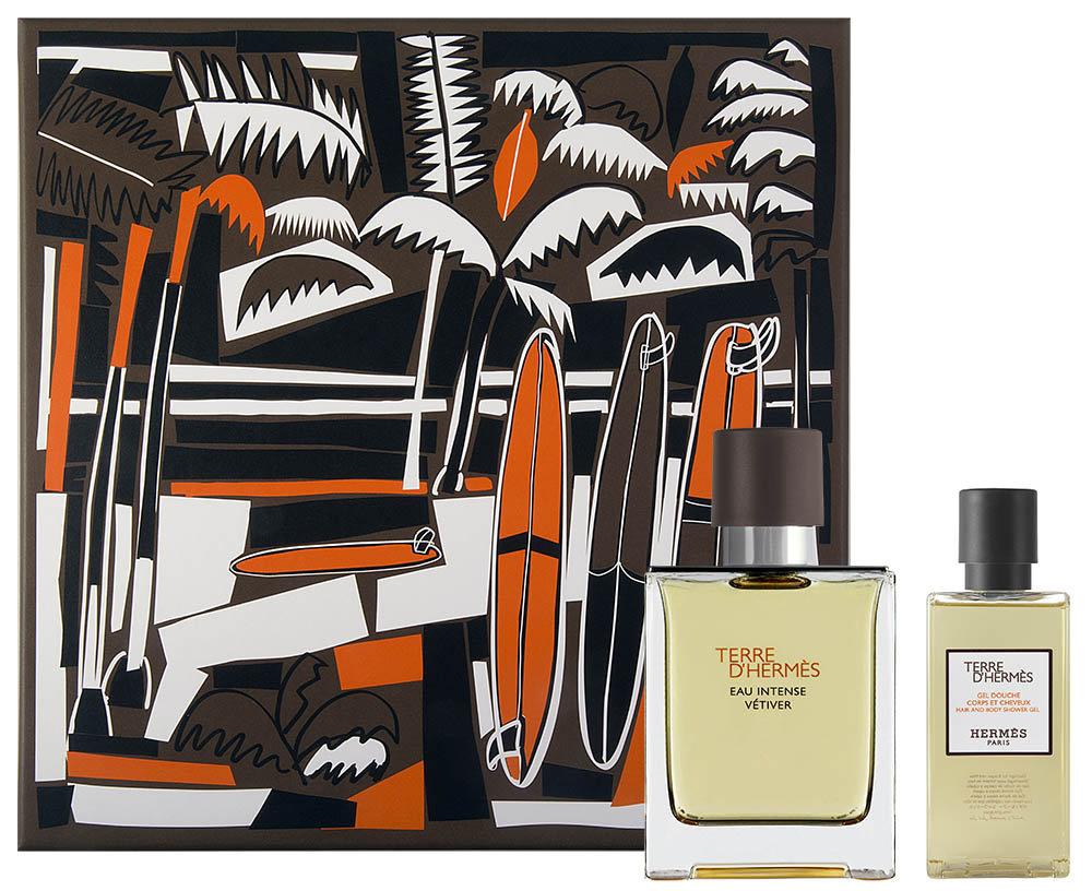 Hermès  Terre d`Hermes Eau Intense Vetiver EDP Geschenkset