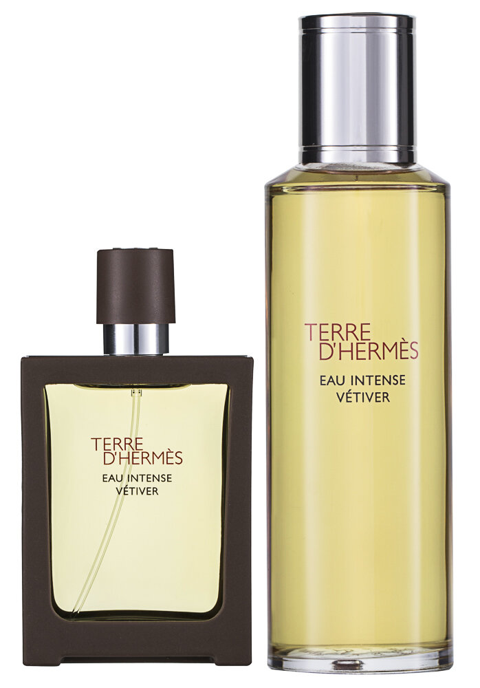 Hermès Terre d`Hermes Eau Intense Vetiver EDP Reiseset