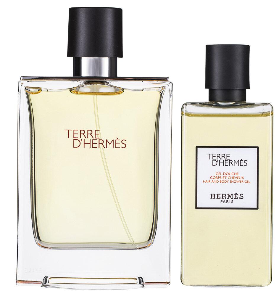 Hermès Terre d`Hermes Pour Homme EDT Geschenkset