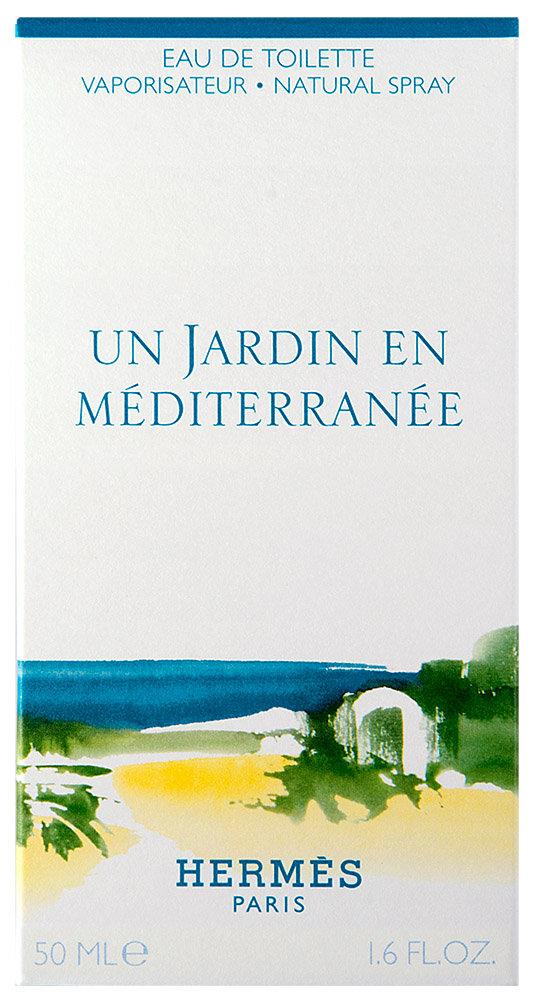 Hermès Un Jardin En Mediterranee  Eau de Toilette